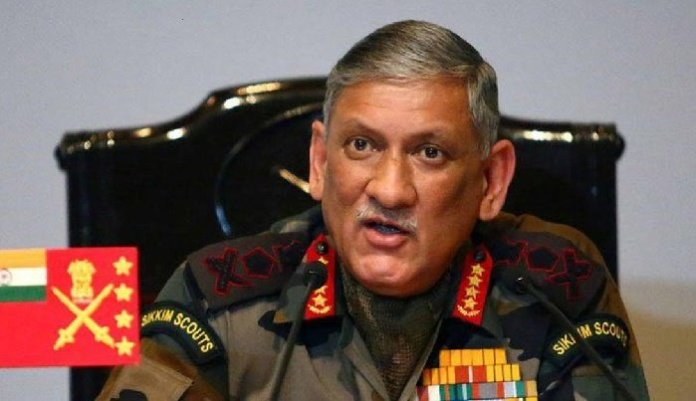 COAS Bipin Rawat stated that the army will assist the Uttarakhand government to build airfields at strategic locations along China border