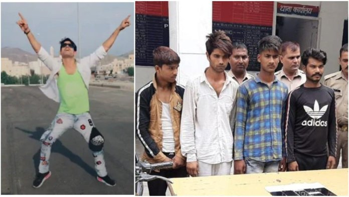 Shahrukh Khan, a TikTok celebrity with over 40,000 followers has been arrested by Noida police for robbery