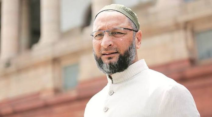 Asaduddin Owaisi makes a sneering remark for debilitating Congress