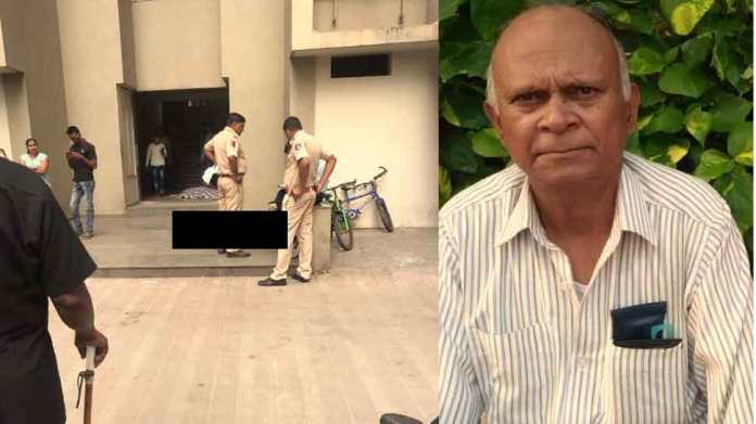 Woman jumps to her death from 13th floor, lands on 69-year-old, kills both