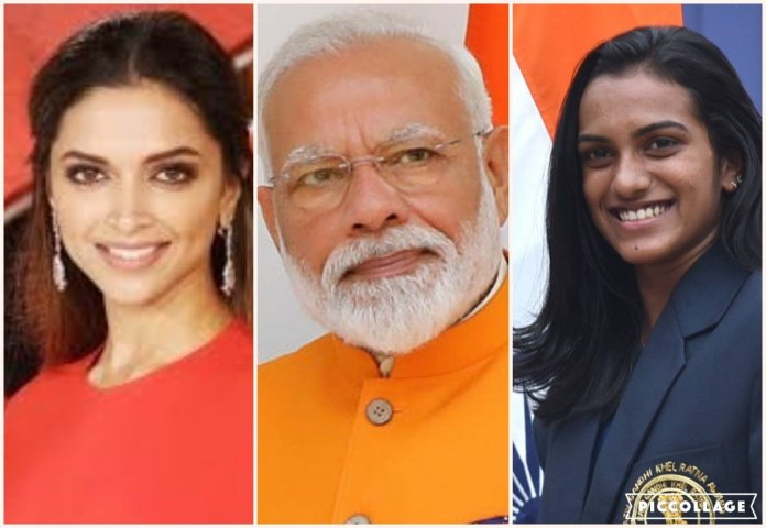 PM Modi had started the BharatKiLaxmi initiative to create awareness about women around us who have brought positive changes though their hard work and struggle