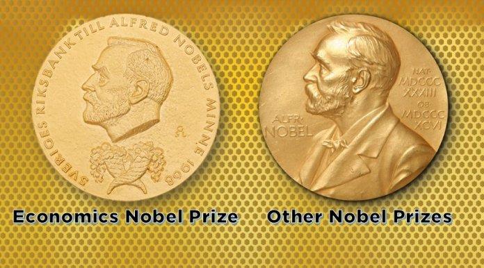 Economics Nobel Prize vs Original Nobel Prize