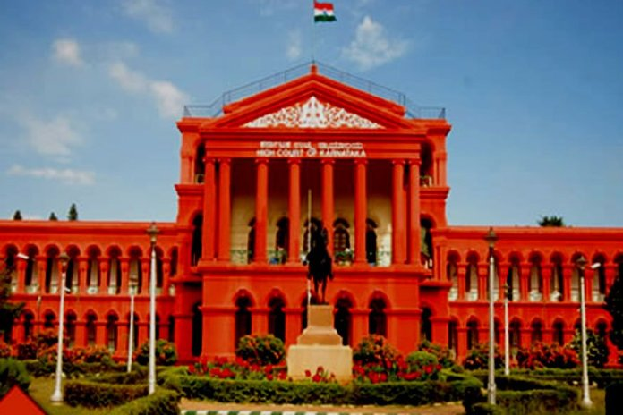 Karnataka HC directs state government to pay Rs 1 lakh fine to S Jaikanth, it has also ordered a compensation of Rs 1 lakh to be provided to the petitioner within a month