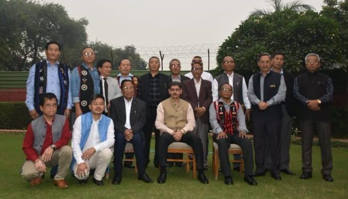 Naga peace talks