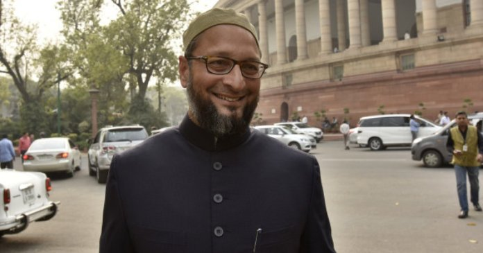 Asauddin Owaisi claims he gave 15-17 bottles of blood within a single day