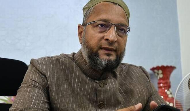 AIMIM chief Asaduddin Owaisi mocks Hindus for following the ritual of lemon and chilli
