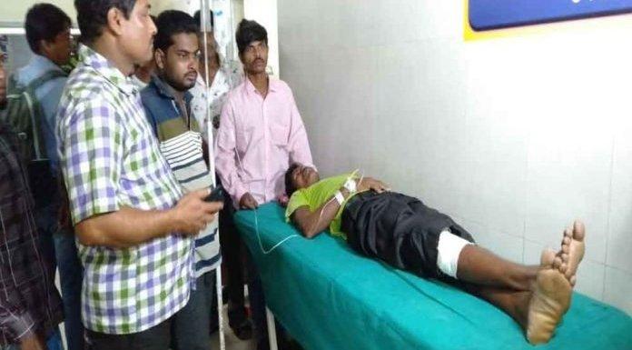 Ramprasad Mondal shot by TMC goons for chanting Jai Shri Ram
