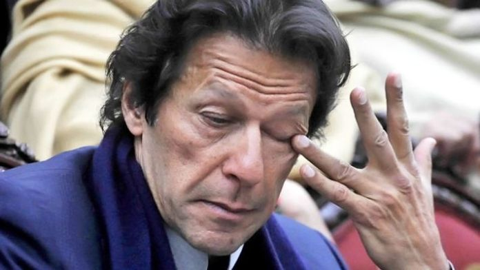 Imran Khan has reportedly blamed Bollywood for rise in divorce rates in Pakistan