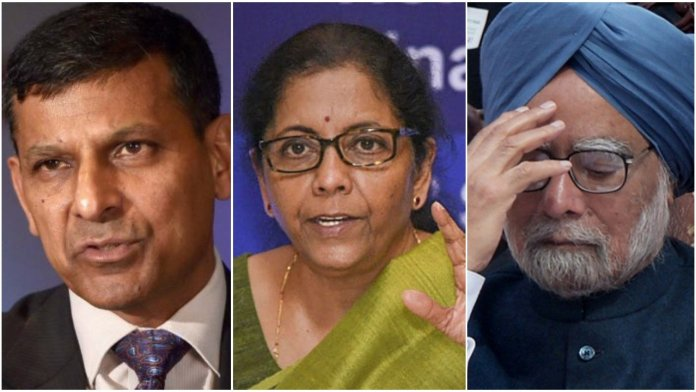 Nirmala Sitharaman responds to Raghuram Rajan's tirade over the current Indian government
