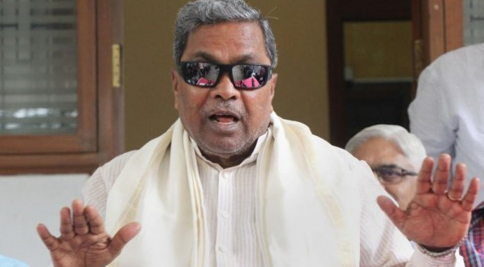 Siddaramaiah threatens bloodshed if Constitution is changed