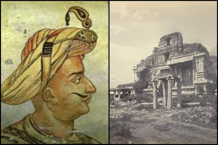 On Diwali, Tipu Sultan massacred close to 800 Mandyam Iyengar men, women and children in cold blood in the town of Melkote.