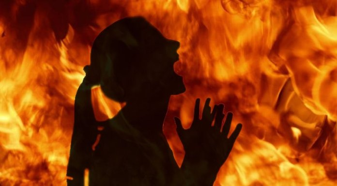 Rape survivor set on fire by out-on-bail rapists in Unnao, UP