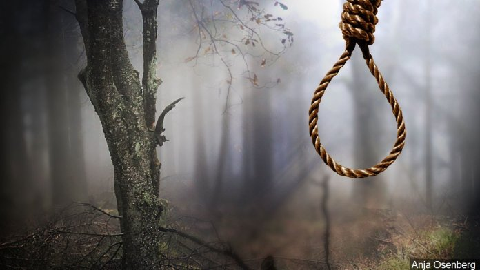 Karachi: Hindu man found hanging with limbs tied up from behind