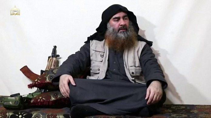Abu Bakr al-Baghdadi's shelter had Internet connection