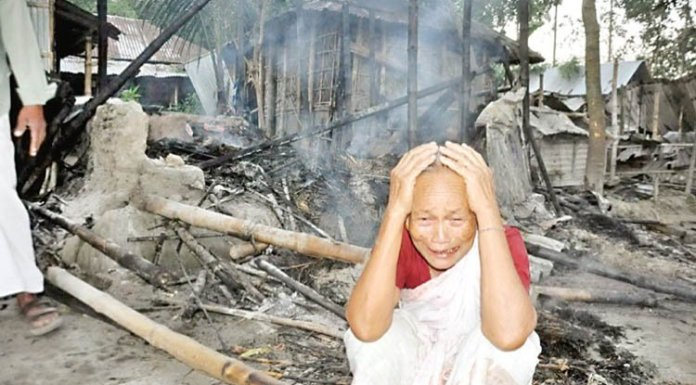 Hindus in Bangladesh are being ethnically cleansed. HM Amit Shah had mentioned the 2001 Bhola rape incident where 200 Hindu women were raped by Muslims in Bangladesh