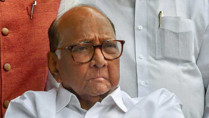 Sharad Pawar says will support the BJP on issues of National Interest