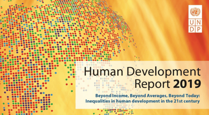 Pakistan lowest on the list of Human Development amongst South Asian countries