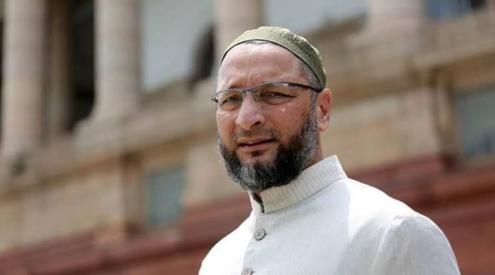 Asaduddin Owaisi continues to mislead people over the NPR