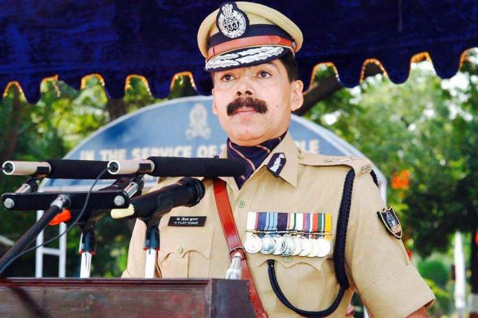 Retired IPS officer K Vijay Kumar appointed as advisor to MOH for matters of Jammu and Kashmir and LWE