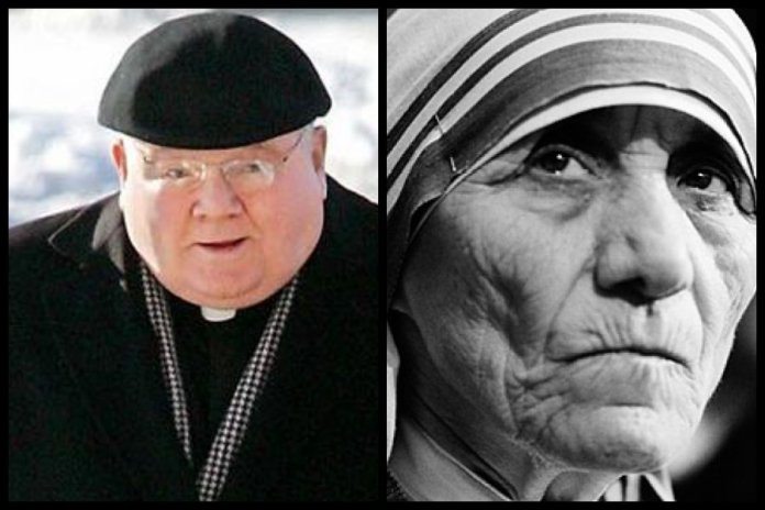 Mother Teresa, Church leaders knew about crimes of Jesuit who abused victim more than 1000 times and yet, defended him: Victim