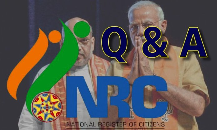 NRC Q&A