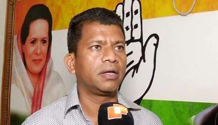 Odisha Congress leader Pradeep Majhi