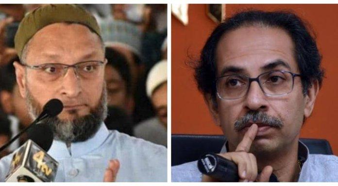 Owaisi calls Sena's flip flop on CAB as Bhangra politics