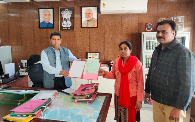 Pakistani muslim woman gets Indian citizenship in Dwaraka, Gujarat