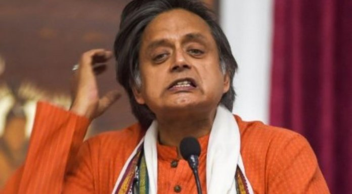 Shashi Tharoor faces hatred by JNU, Jamia students for cautioning against Islamist extremism