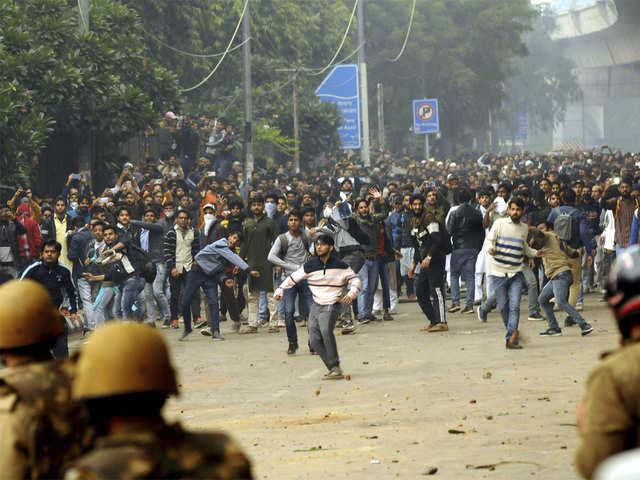 After riots, arson and stone-pelting, Jamia Millia Islamia 'students' plan fresh anti-CAA stir: To gherao Uttar Pradesh Bhawan in Delhi