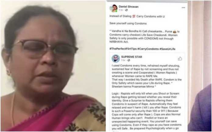 Daniel Shravan's mother has expressed sadness and stated that she is ashamed over her son's comments