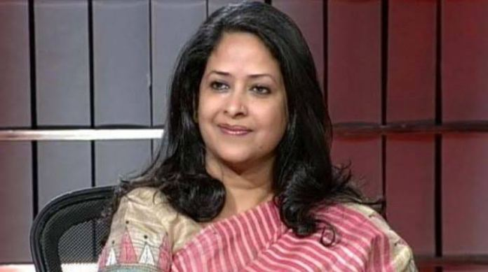 Sharmistha Mukherjee detained by Delhi Mahila Congress members for protesting near HM Amit Shah's residence