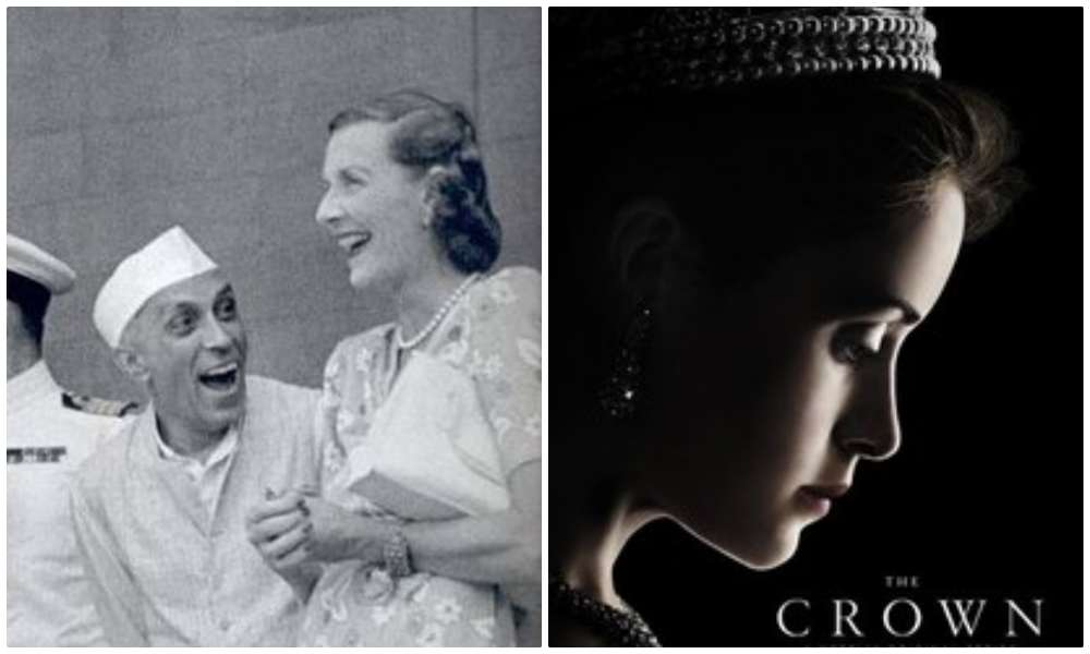 Mountbatten gave away India, and his wife. Cuckolded by Nehru: Netflix's British series The Crown tips the hat to first Prime Minister of India