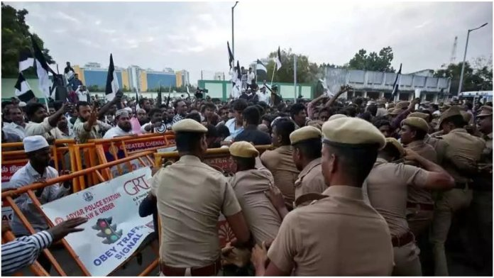 Section 144 has been imposed in several places across India to prevent violent clashes and damage to public property in the garb of protests against CAA
