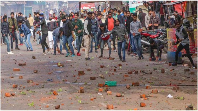On Friday, 20 December, several cities in UP see violent riots, stone pelting, arson and vandalism by Muslim mobs over the CAA