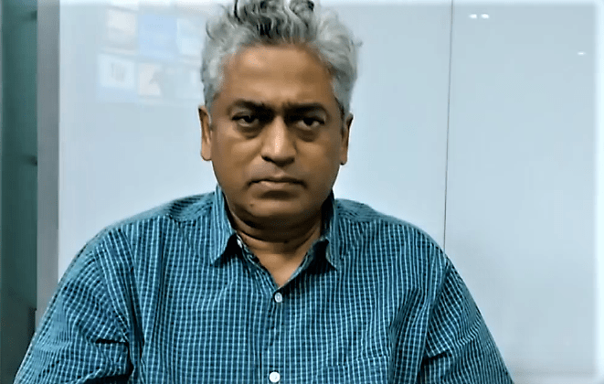 'Journalist' Rajdeep Sardesai shares fake news on Amit Shah's Delhi rally, deletes his tweets twice as reality is pointed out