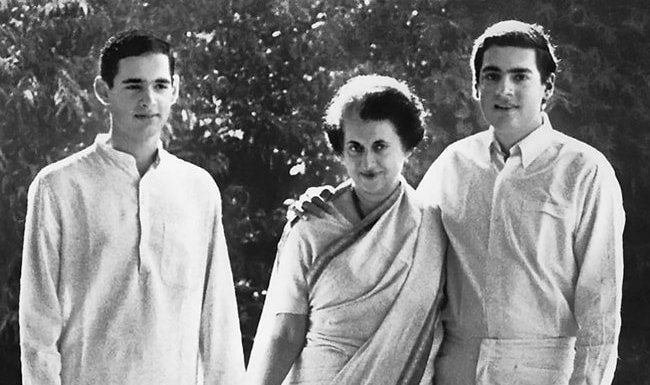 Sanjay Gandhi had used his mother's power and government influence to carry out the Maruti scam.