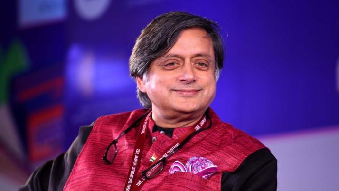 La ilaha illallah Shashi Tharoor
