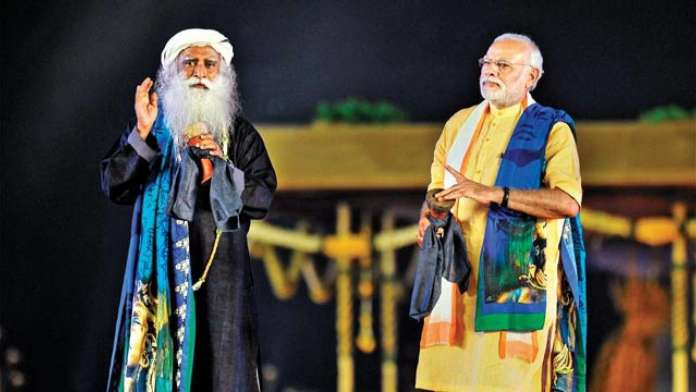 Why are comedy ideologues abusing Sadhguru and what is at stake for us all