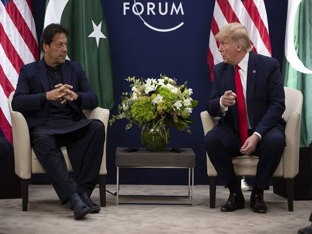 No mention of Kashmir in the read-out of the meeting between Imran Khan and Donald Trump