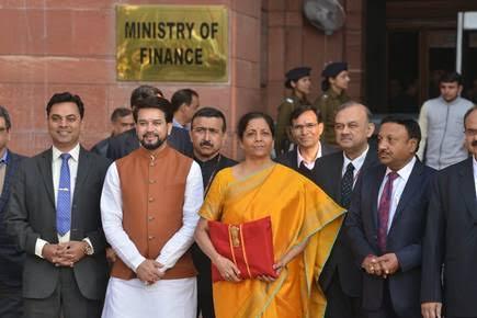 Corporate tax cuts will improve revenue generation: FM Nirmala Sitharaman