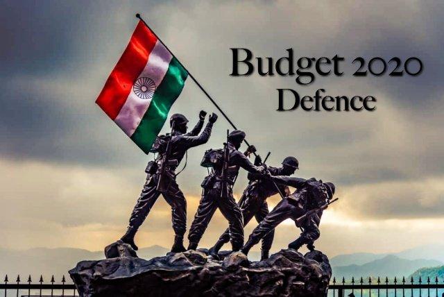 Union Budget 2020 (Defence)