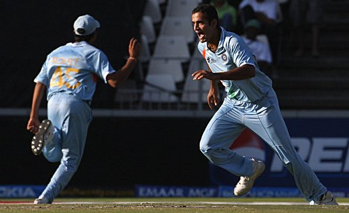 Indian cricketer Irfan Pathan announces his retirement from all forms of cricket on Saturday
