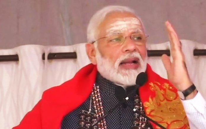 Modi in Siddaganga Mutt in Karnataka: After 'Divide and Rule' failed, 'liberals' return to prejudice against Lingayats