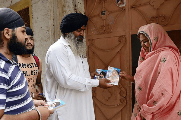 Sikh Politician, Radesh Singh Tony, forced to flee Pakistan after being threatened by Islamists