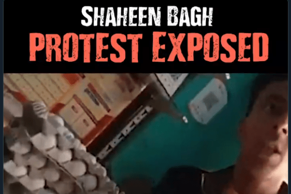 Shopkeeper in viral video claims that Shaheen Bagh Protests are paid Rs 500 to Rs 700 to protest in shifts