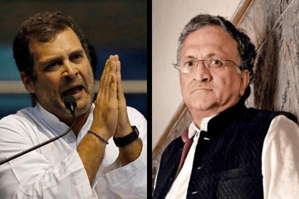 Ramachandra Guha blames PTI for quoting him out of context on Rahul Gandhi