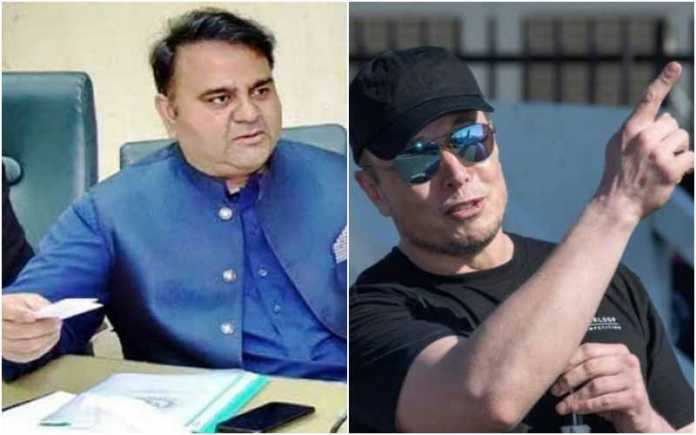 Fawad Chaudhry wants Tesla to forget Berlin and make cars in Pakistan