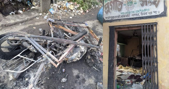 Mob goes on a rampage in Bengal's Duttapukur following 'unnatural death' of one Asadul Islam accused of assaulting women: Read details