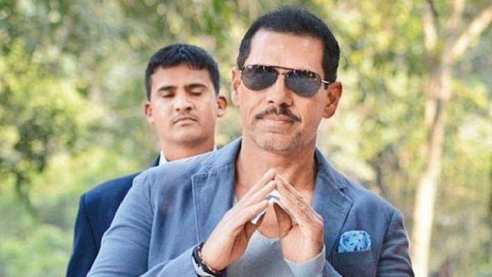 'Can't recall source of fund, saw land only on Google Map': Robert Vadra to ED on Bikaner land scam